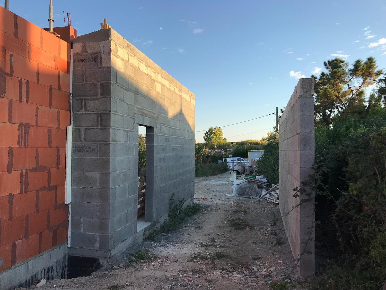 Maconnerie construction maison oleron parpaings