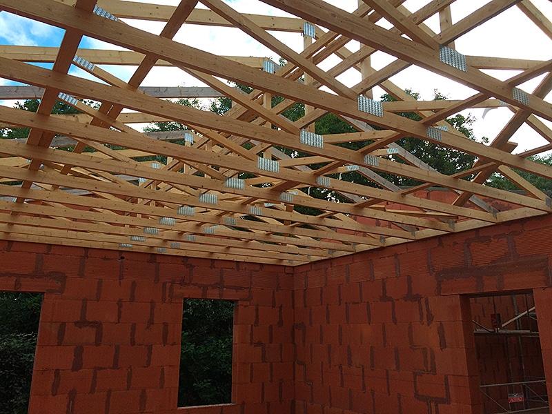 toiture charpente maison oleron