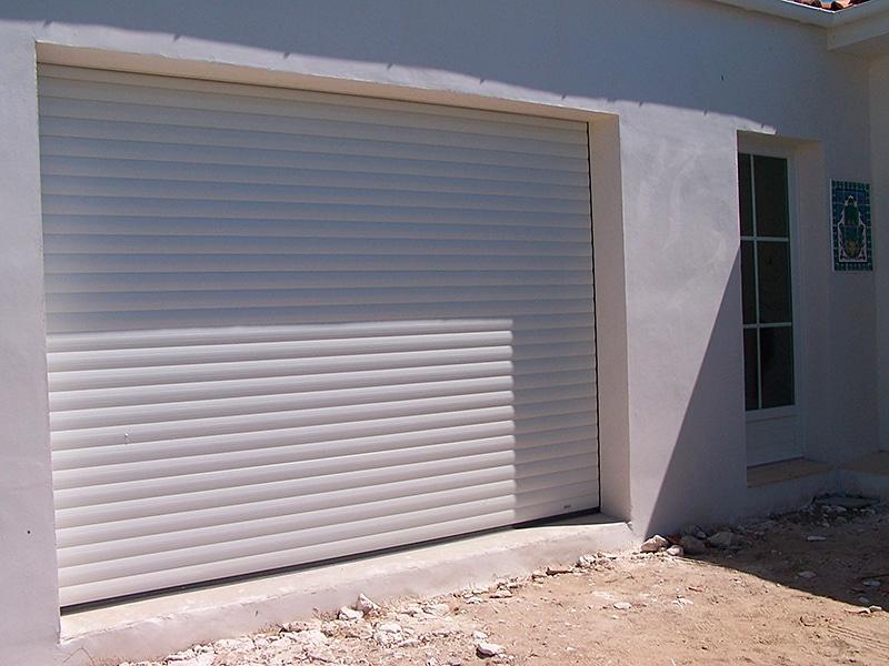 porte de garage maison oleron